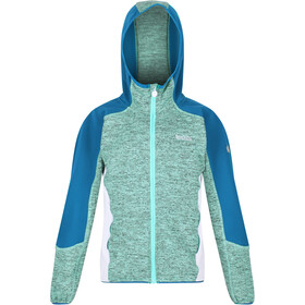 Regatta Dissolver III Jacket Kids, cool aqua/blue aster